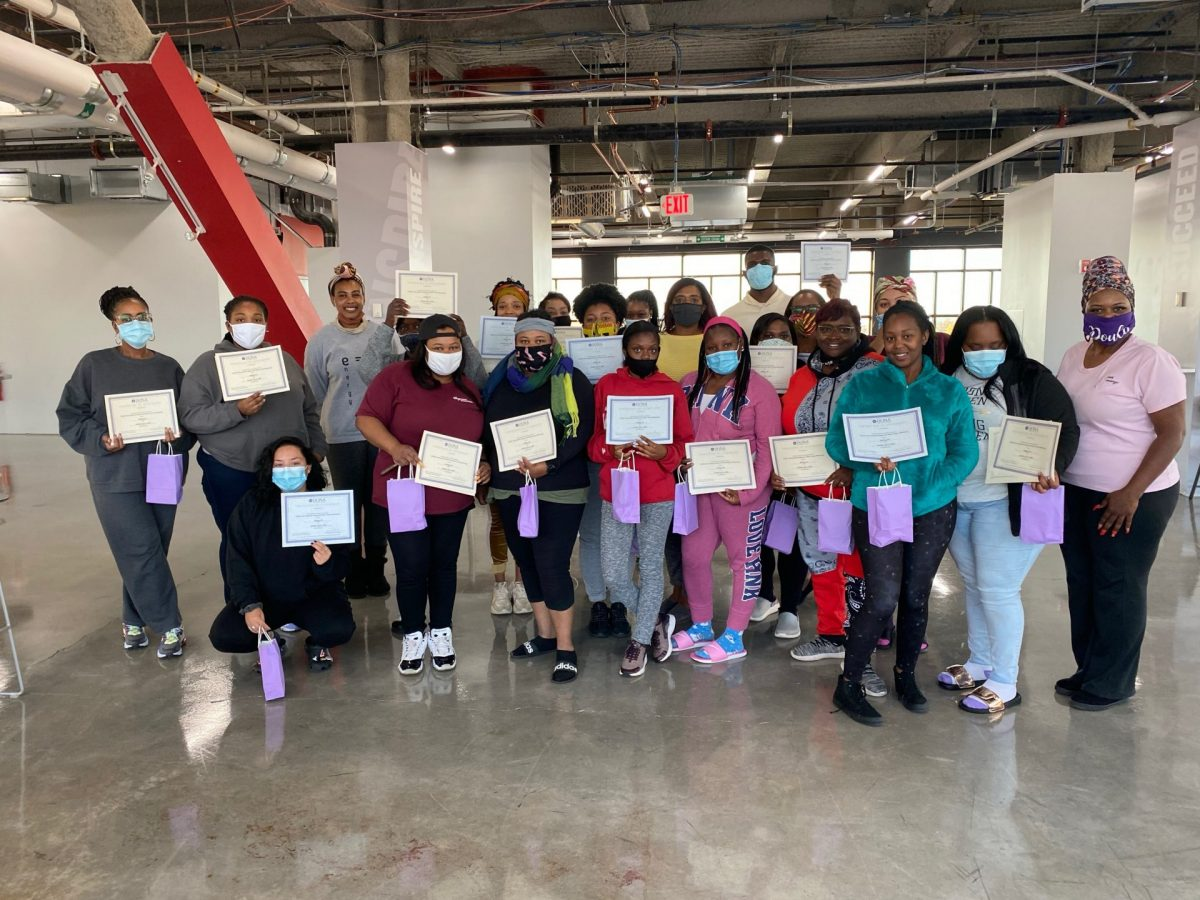 Erie Niagara Health Education Center's Doula Program