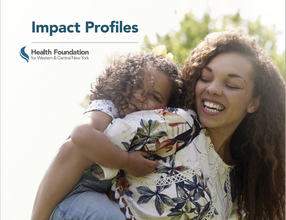Impact Profiles Cover Image